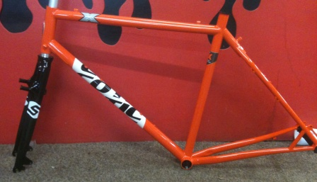 Cotic X at Sideways Cycles