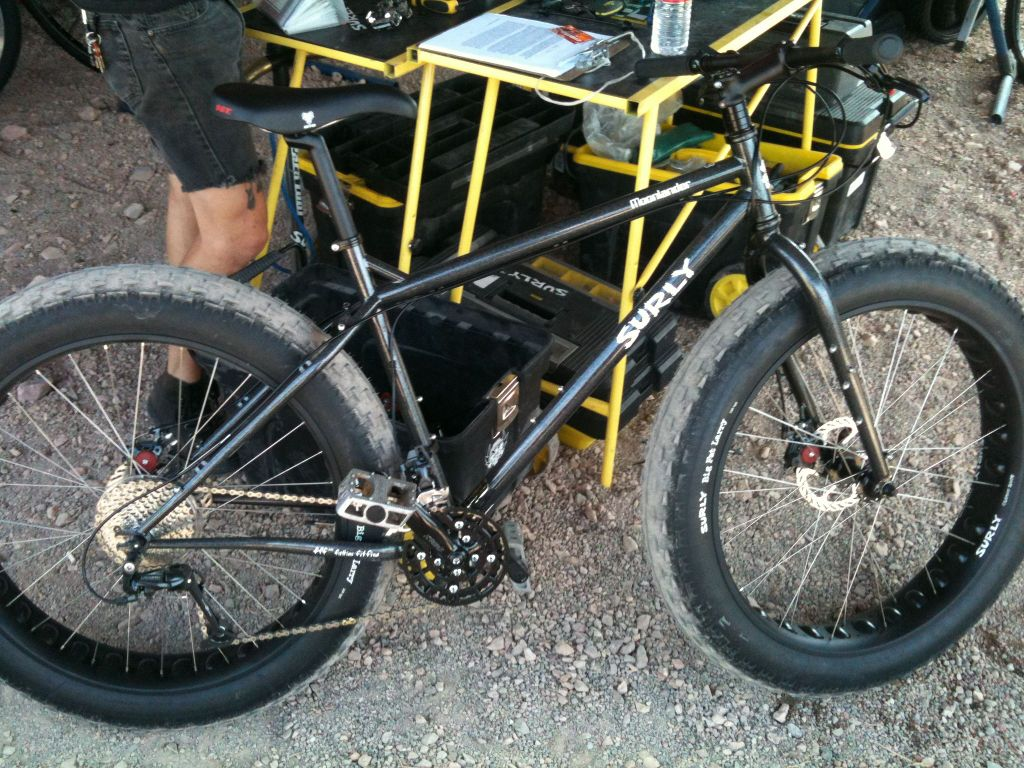 Surly Moonlander Sideways Cycles